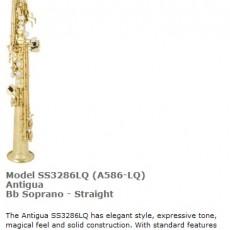 안티구아 소프라노색소폰 3286 LQ