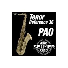 셀마 테너색소폰 리퍼런스 36 (PAO)