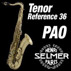 셀마 테너색소폰 리퍼언스36 (PAO)